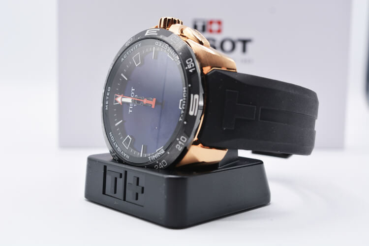 Ricarica wireless Tissot T-Touch Connect Solar