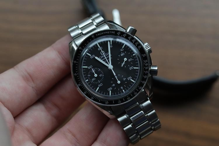 speedmaster omega reduced Recensione