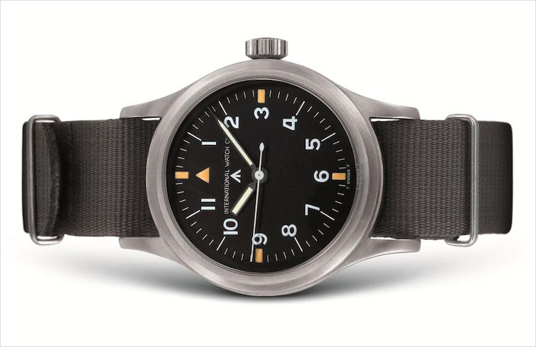 Iwc Top Gun Mark 11 Pilot watch