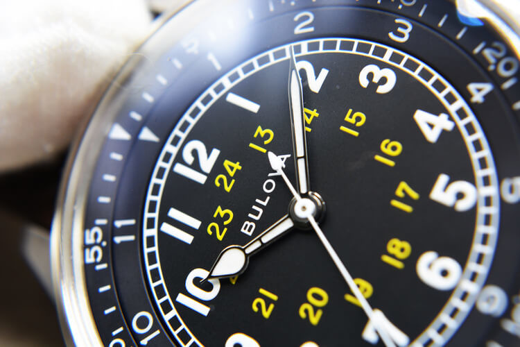Storia Bulova A-15 Pilot