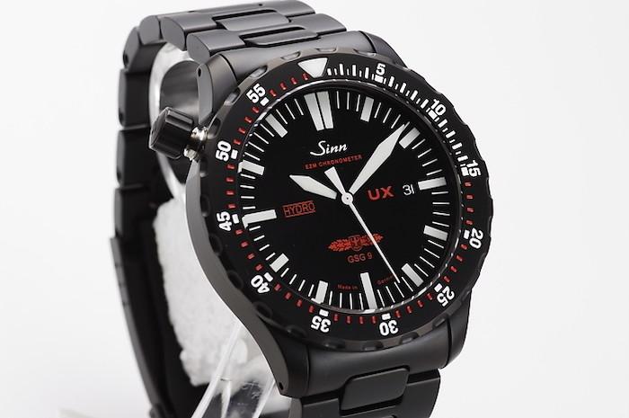 Orologio al quarzo Sinn Diving Watch UX S