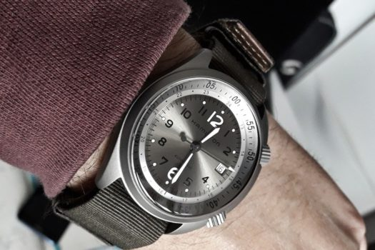 Hamilton Khaki Aviation Pioneer
