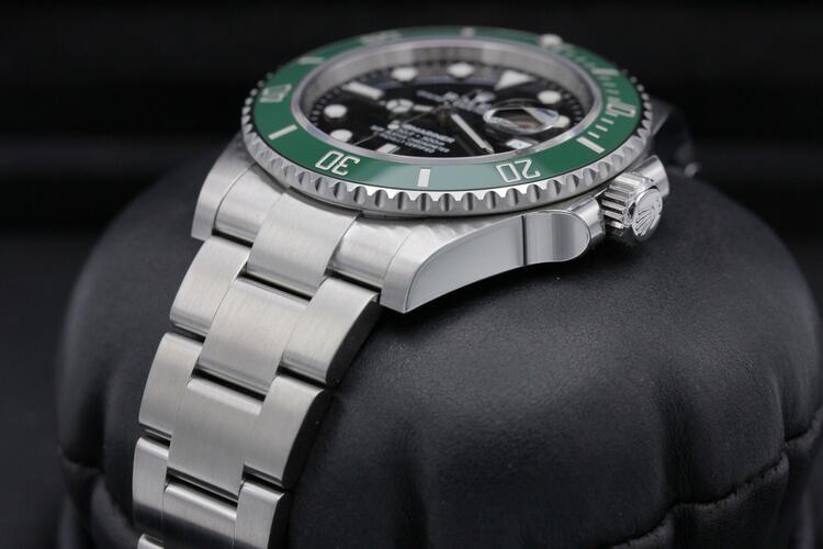 Rolex Kermit 2020