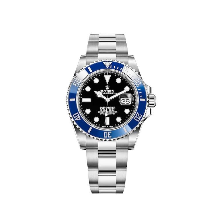 Rolex Orologio Rolex Submariner in Oro bianco 18 ct. – m126619lb-0003