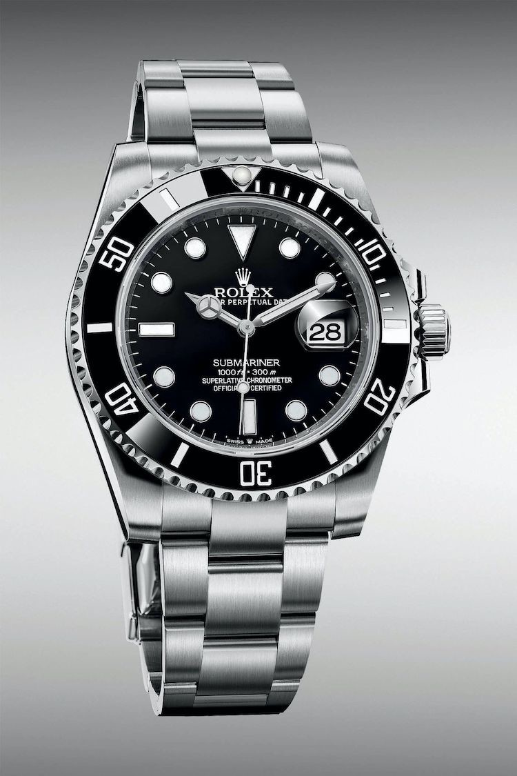 Rolex Submariner Data 126610LN