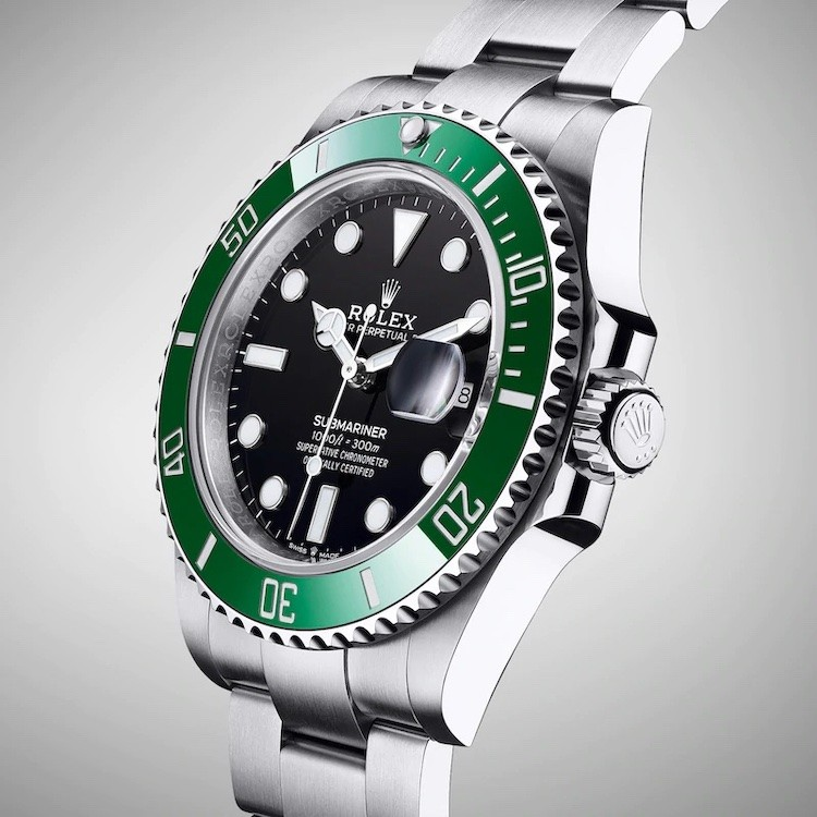 Rolex Submariner Data 126610LV