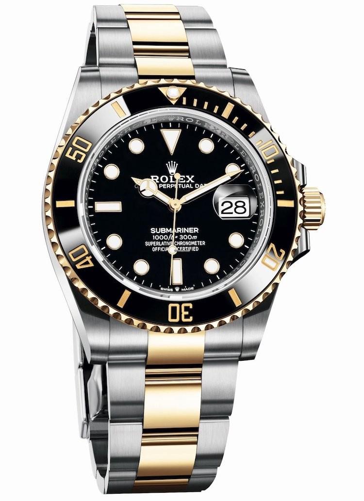 Rolex Submariner Date Ref. 126613LN