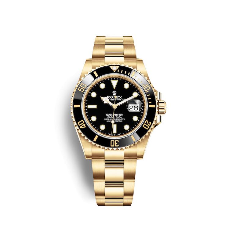Rolex Submariner Date Ref. 126618LN