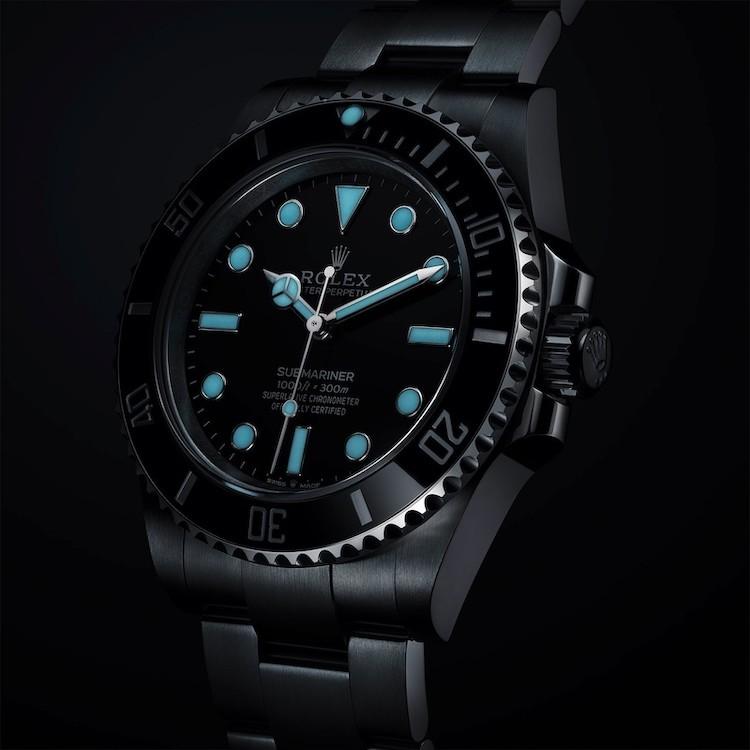 Rolex Submariner 124060
