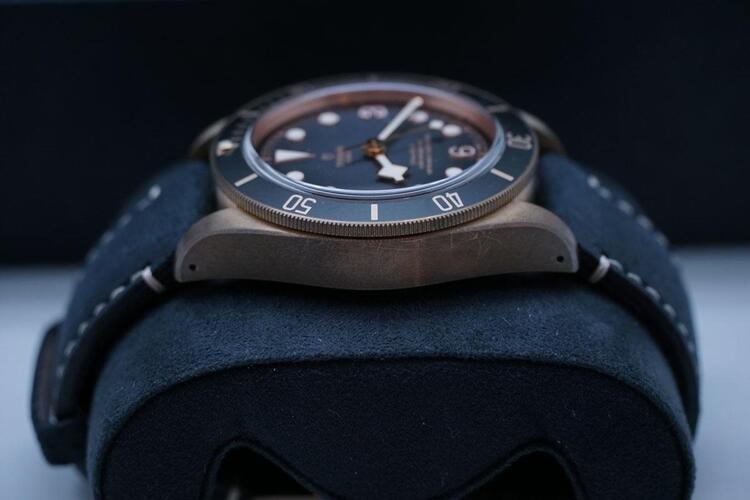 Orologio TUDOR Black Bay Bronze - m79250ba-0001