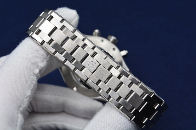 Cinturino in acciaio Aikon Maurice Lacroix Automatic Chronograph