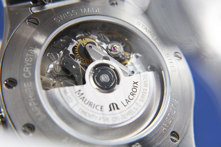 Calibro ML112 del Maurice Lacroix Aikon Automatic Chronograph