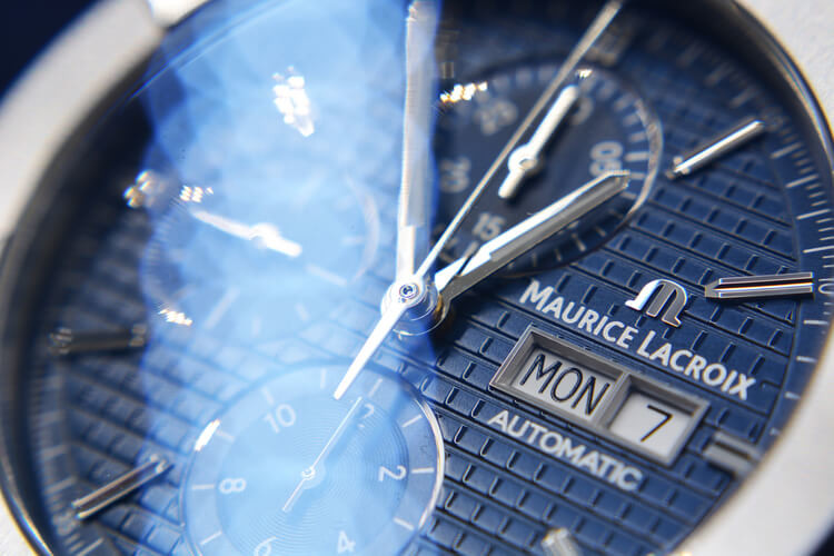 Quadrante Maurice Lacroix Aikon Automatic Chronograph
