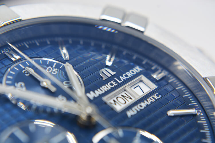 Maurice Lacroix Aikon Automatic Chronograph Day/date
