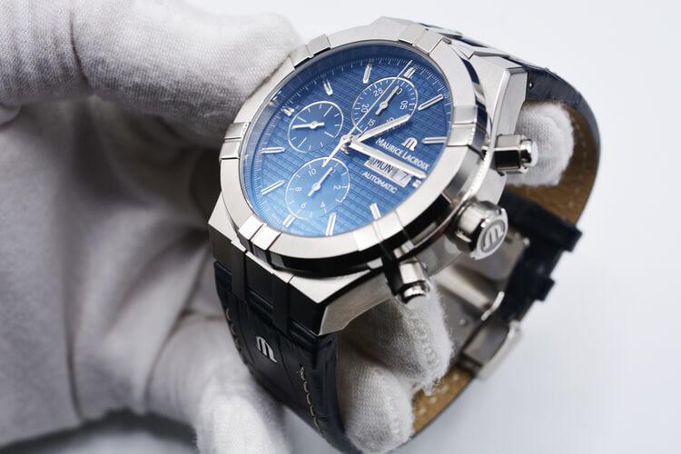 Cassa Maurice Lacroix Aikon Automatic Chronograph