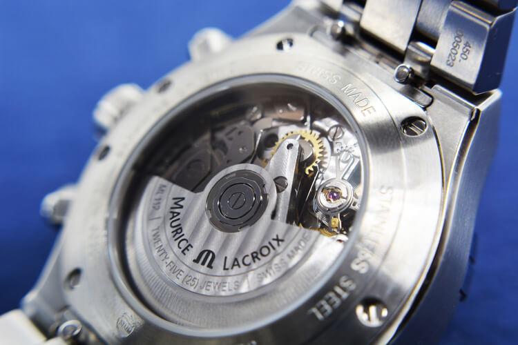 Movimento Maurice Lacroix Aikon Automatic Chronograph