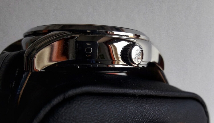Orient Sun And Moon Watch
