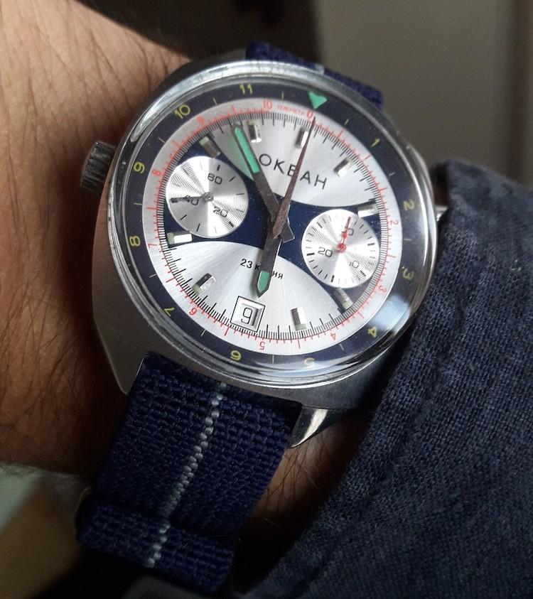 orologi russi Poljot