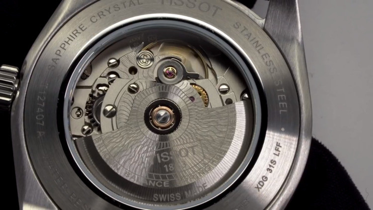 Tissot Gentleman Powermatic 80 Silicium Automatic