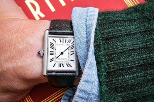 Cartier Tank: una collezione ricca di orologi di lusso dal 1917