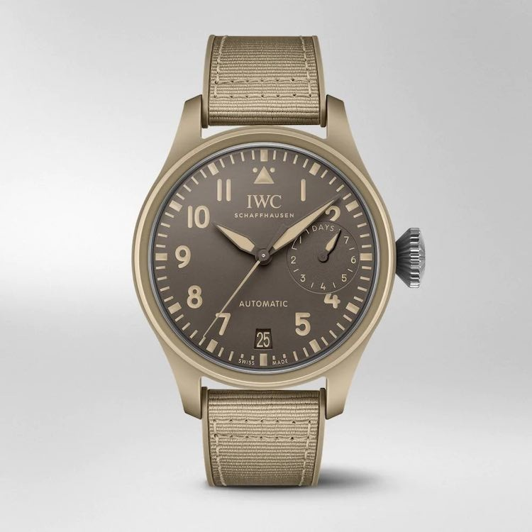 "IWC Big Pilot's Watch Edition ""Mojave Desert"""