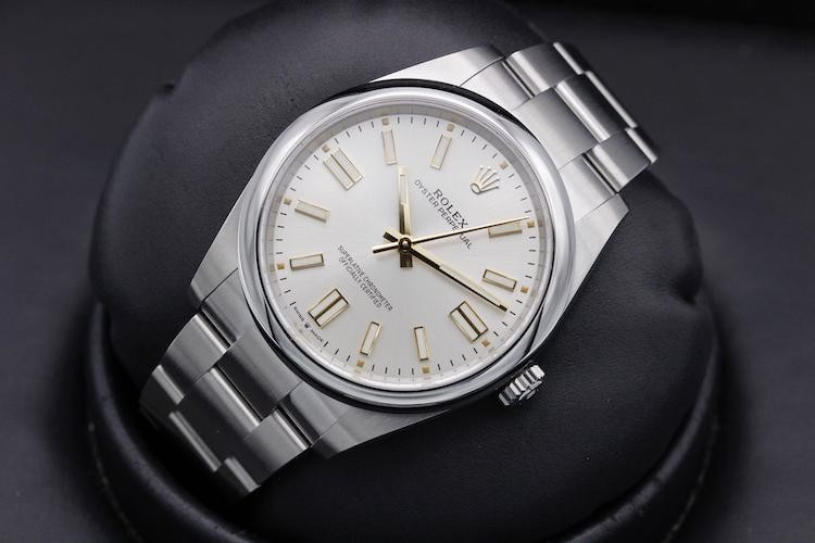 Rolex Oyster Perpetual 41 Gray