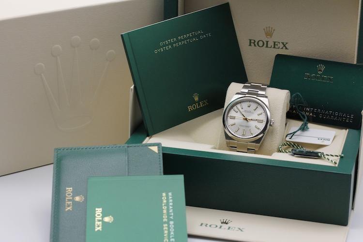 Prezzo del Rolex Oyster Perpetual 41