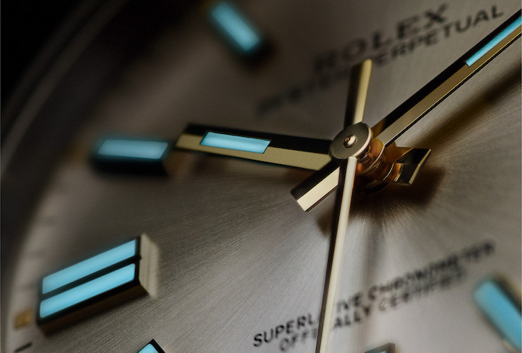 Rolex Oyster Perpetual Chromalight