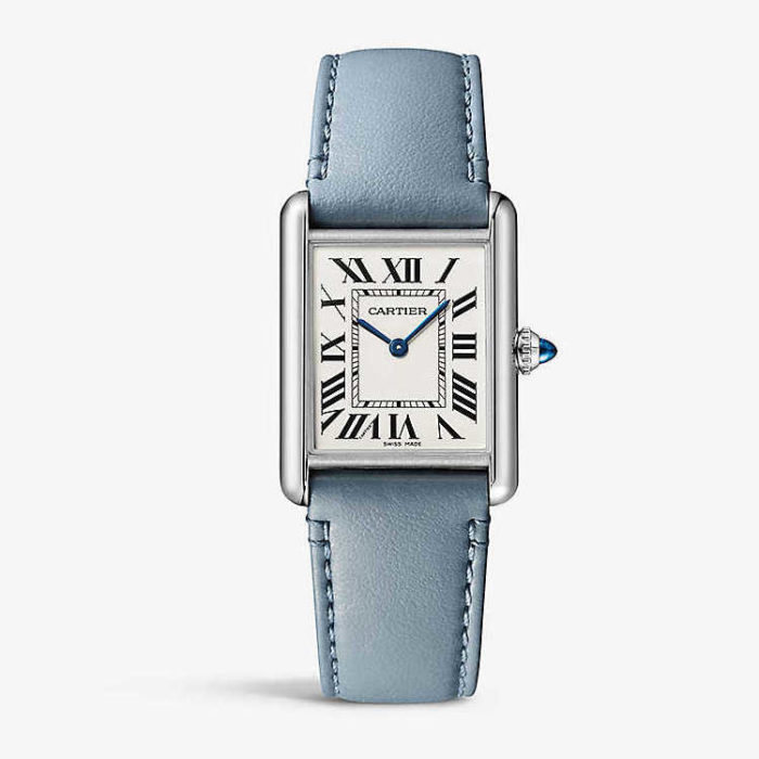 The Cartier Tank Must 'SolarBeat'