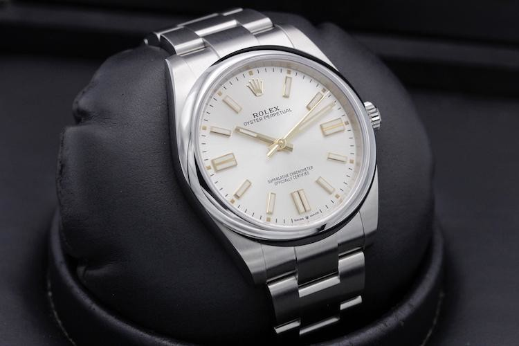 rolex oyster perpetual 41 Review