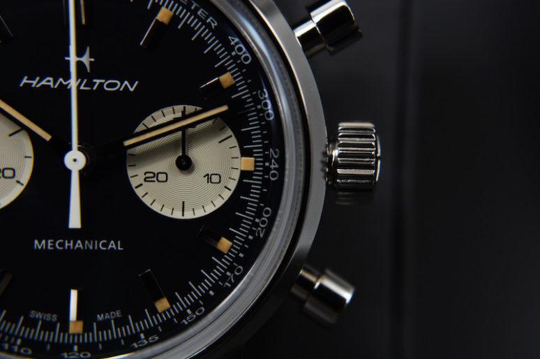 Hamilton Intra-Matic Chronograph H Mechanical