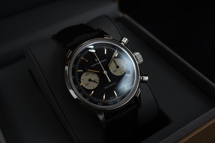 American Classic Intra-matic Chronograph H - H38429710