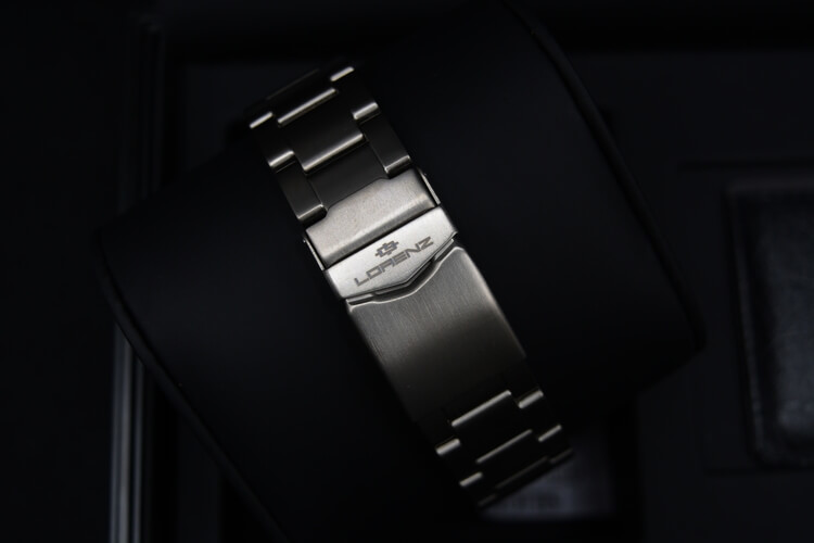 Cinturino Lorenz Full Titanium