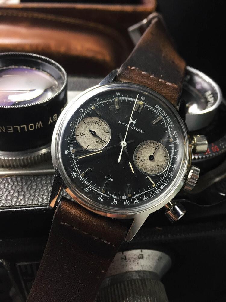 Hamilton Chronograph 7730