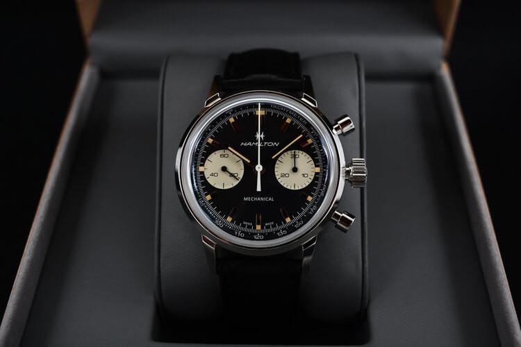 Hamilton Intra-Matic Chronograph H Mechanical Prezzo