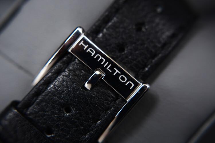 Cinturino Intra-Matic Chronograph H 40mm
