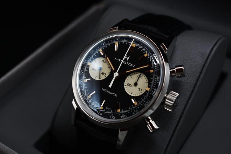 Intra-Matic Chronograph H