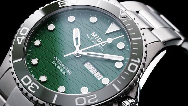 Ocean Star 200C Green