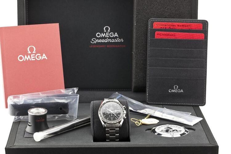 Omega Speedmaster Moonwatch Prezzo