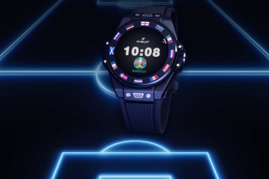 L'orologio ufficiale degli Europei: Hublot Big Bang E UEFA Euro 2020