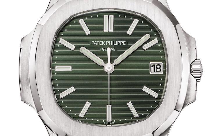 Patek Philippe Nautilus Ref. 5711/1A-014