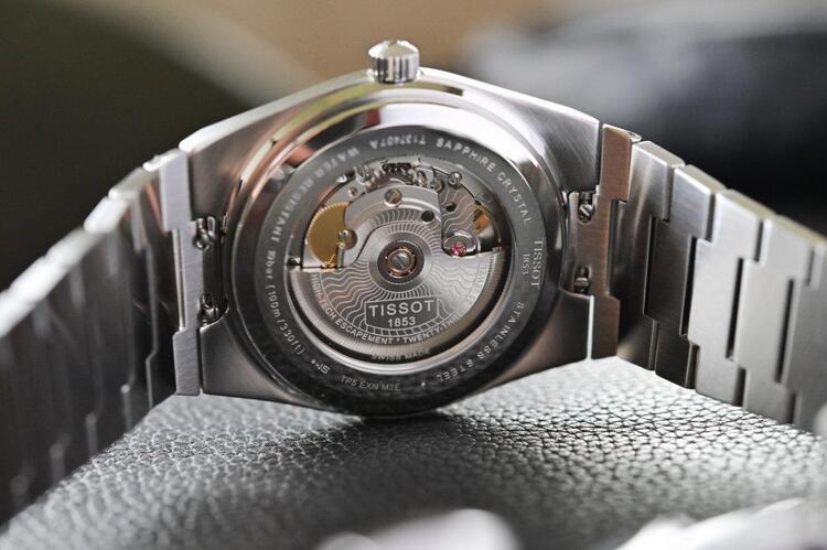 Orologio tissot prx powermatic 80