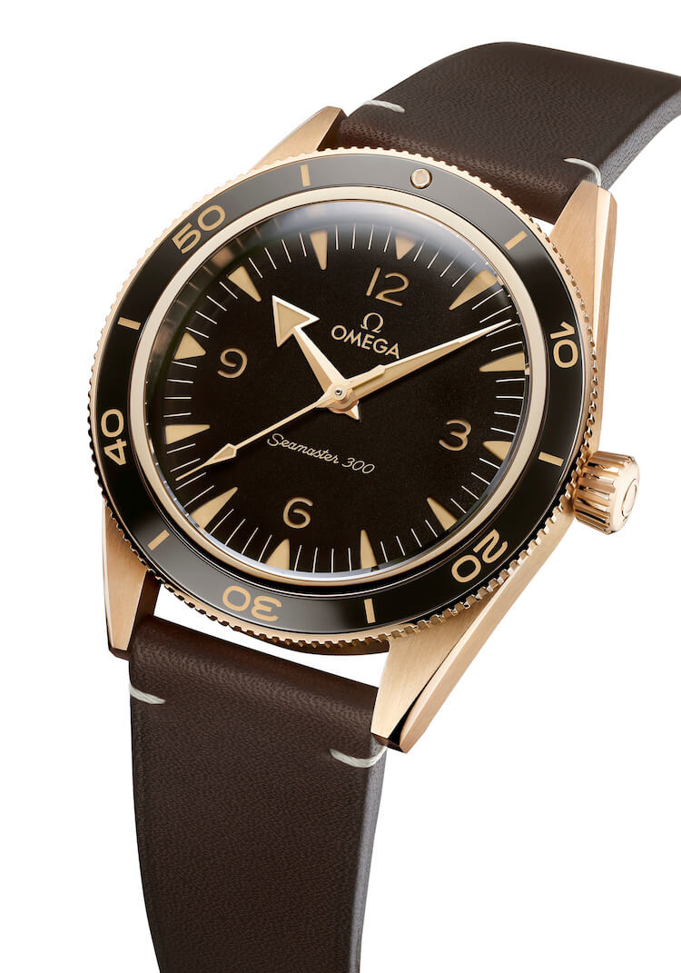 SEAMASTER 300 CO‑AXIAL MASTER CHRONOMETER 41 MM