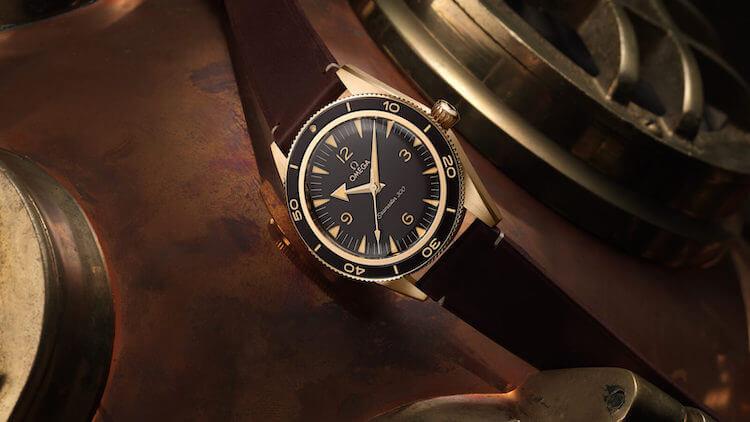 Omega Seamaster 300 Bronze Gold prezzo