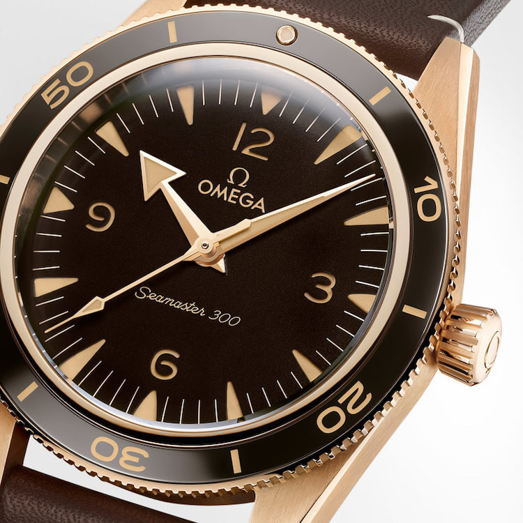 OMEGA Seamaster 300 Co-Axial Master Chronometer 41 mm REF. 234.92.41.21.10.001