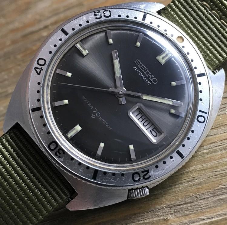 Seiko 6106-8100 70m Sport Diver