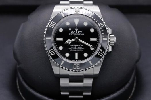 Rolex Submariner No Date Ref. 124060