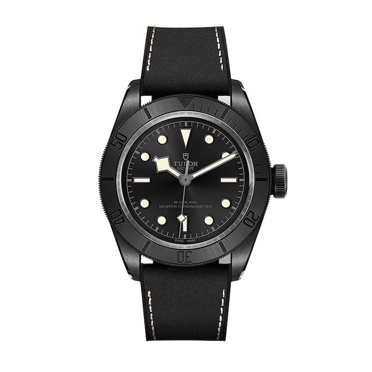 TUDOR BLACK BAY CERAMIC 41 MM REF. M79210CNU-0001