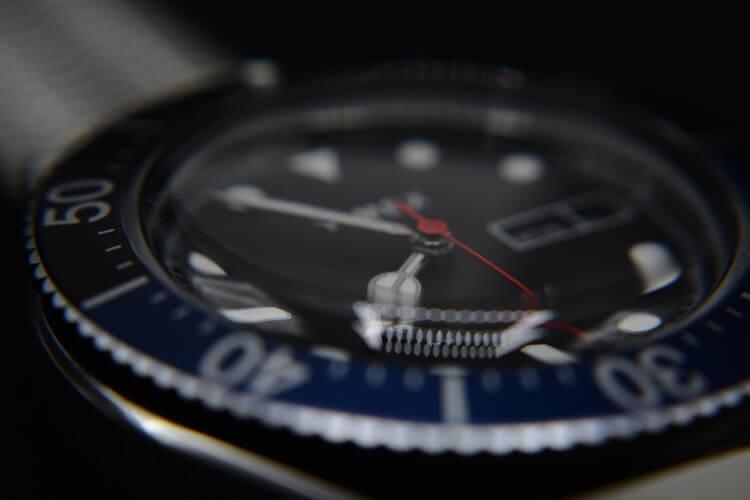Timex M79 Batman Automatic