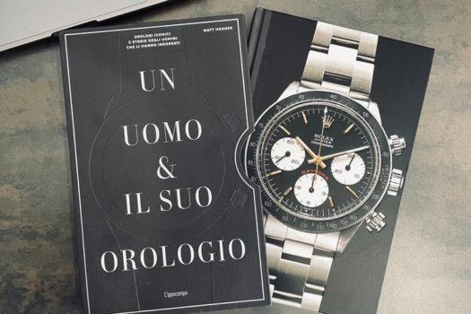 Un uomo e il suo orologio di Matt Hranek: Recensione e prezzo del Libro